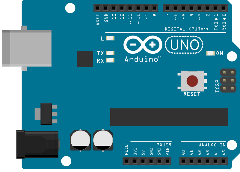 Arduino UNO fritzinf